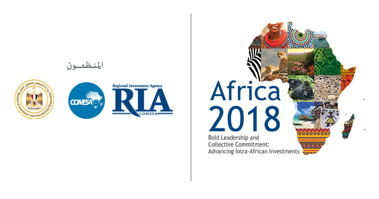 Results of Africa 2018 Forum: seven Decisions taken by the President of the Republic, most notably the establishment of an investment risk insurance fund in Africa, in addition to signing 30 agreements worth 3.5 billion dollars